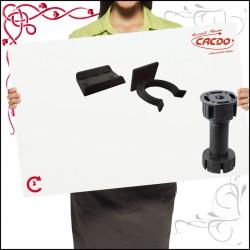 KLIPS do mocowania cokołu na stopkach 3-elementowych