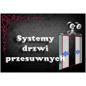Systemy drzwi przesuwnych